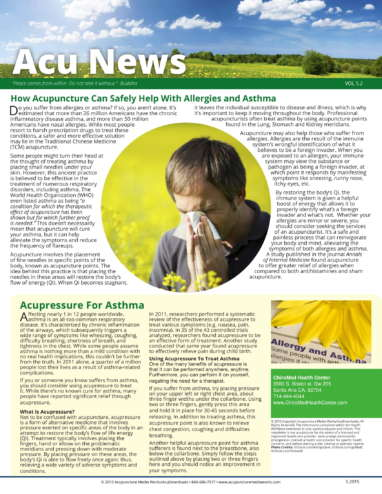 Alergies and Asthma Newsletter-1