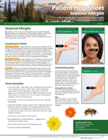 Allergies helpsheet_201708-1
