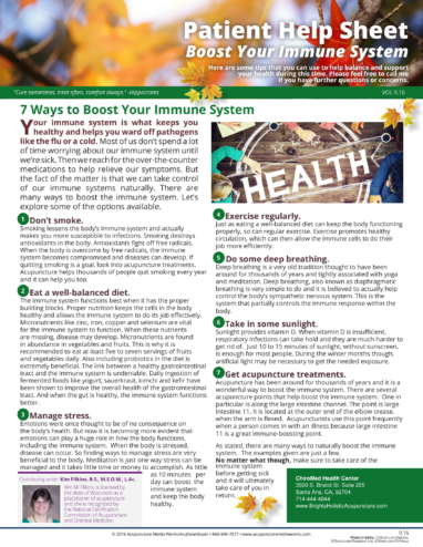Boost your Immune System helpsheet_092016-1