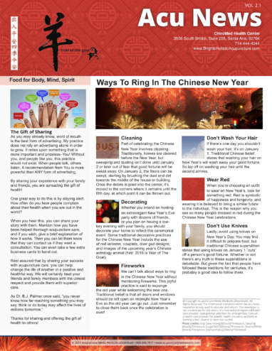 Chinese New Year Newsletter-1