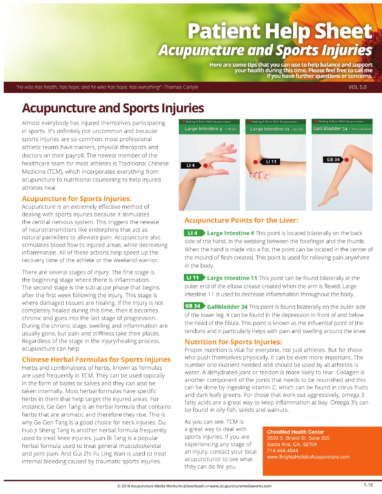 Sports Injuries helpsheet_201805-1